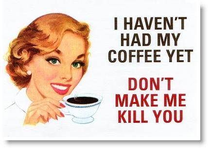 kaffeskylt